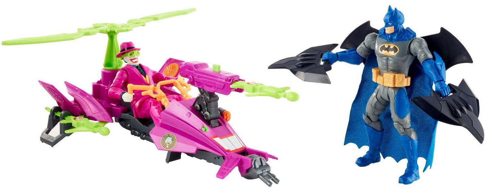Сюжетно-ролевая игрушка Batman Бэтмен против Джокера, GHL90