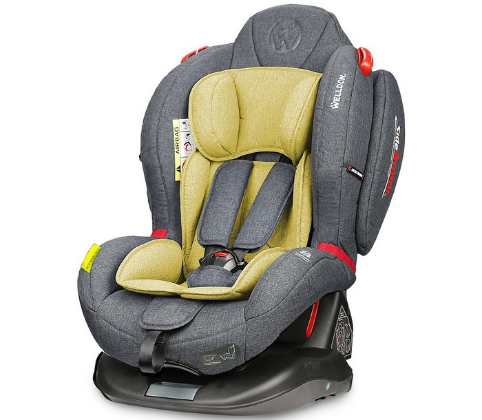 Автокресло Welldon Royal Baby Dual Fit (Olive) автокресло welldon royal baby side armor