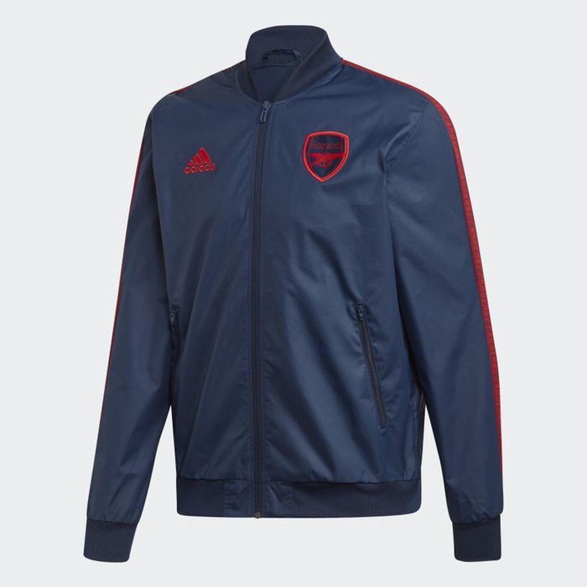 Толстовка adidas Afc Anthem Jkt цена