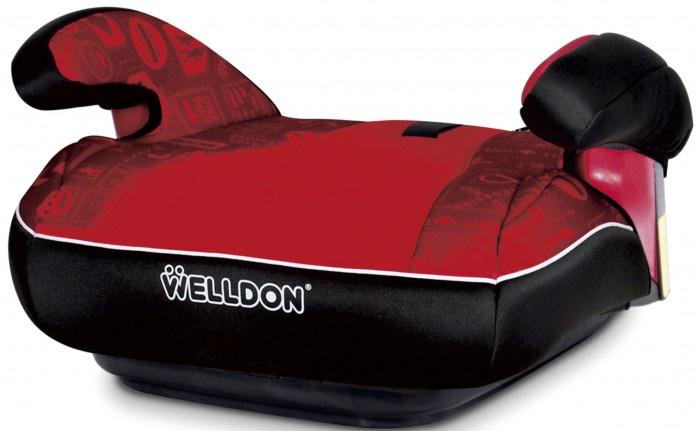 Welldon бустер BS03-T (Traffic Sign) автокресло welldon diadem