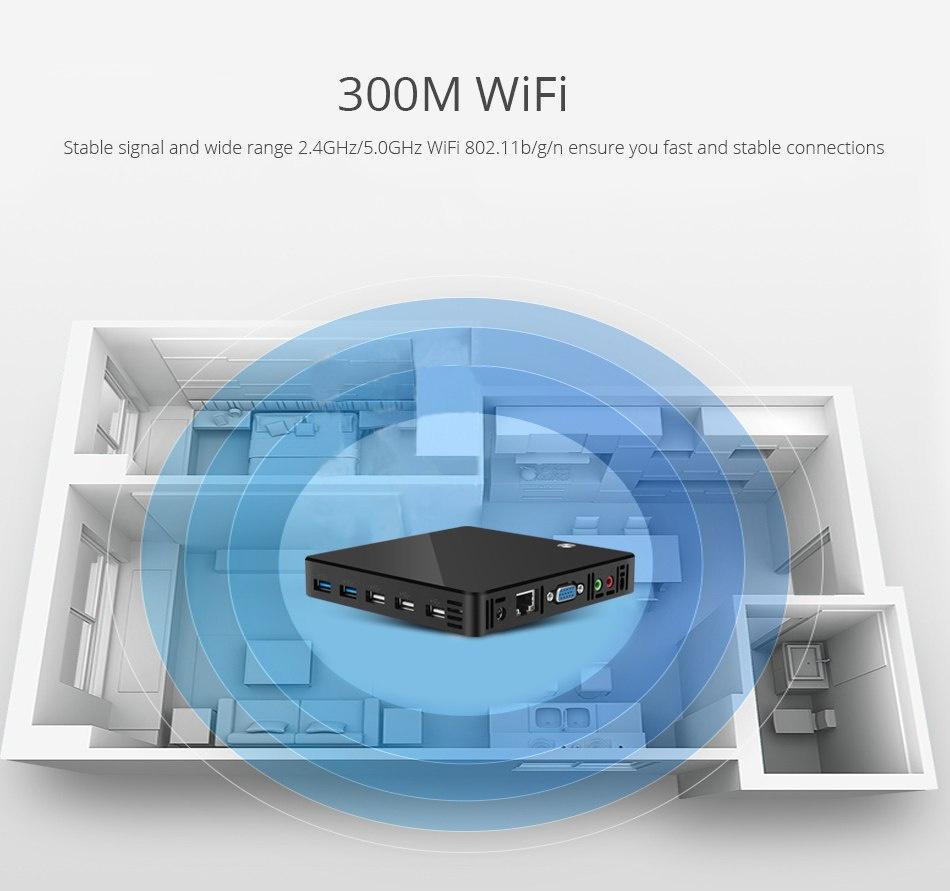 Мини-ПК Nuobi X38 (Intel Celeron 1007U,HD Graphics 3rd,HDMI,DDR3L 2GB,SSD 30GB,Без ОС) NUOBI