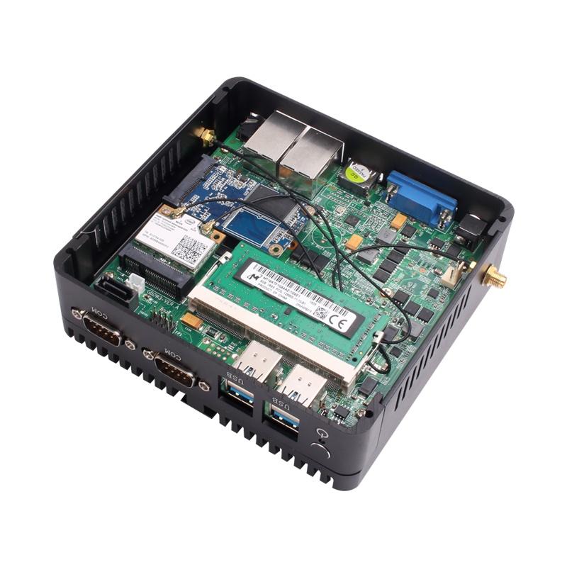 Мини-ПК Nuobi X30A, Intel Celeron J1800, 4K HDMI (под сборку) NUOBI