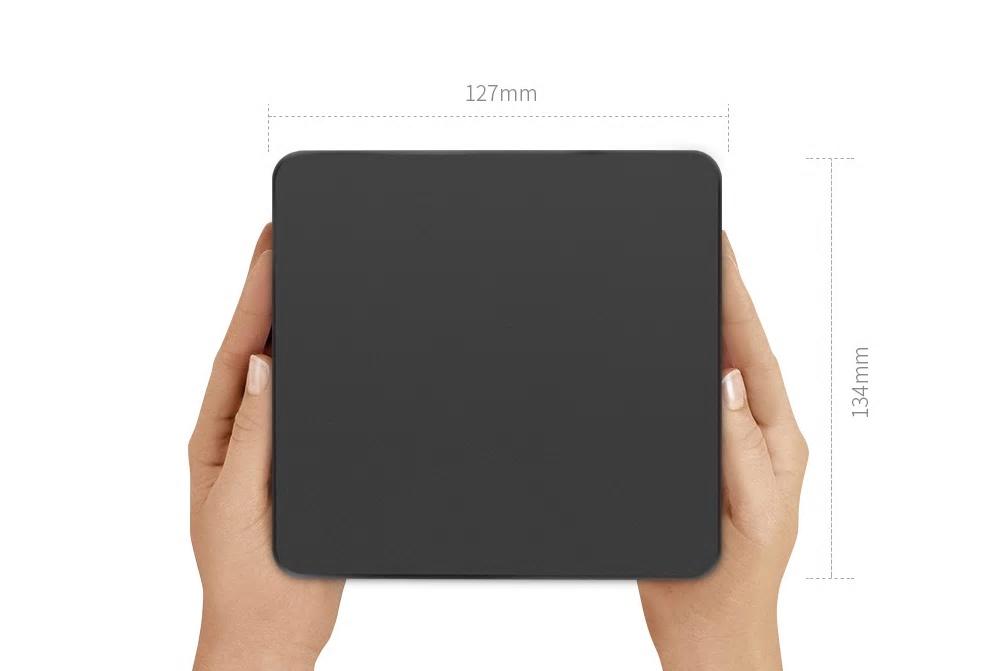 Мини-ПК Nuobi X35, Intel Celeron 3965U, 4K HDMI (под сборку) NUOBI