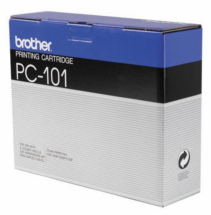 Термопленка Brother PC-101 оригинальная