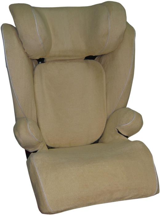 Lux Cover летний чехол для автокресла Diono Monterey 2 (Бежевый) автокресло diono monterey 2