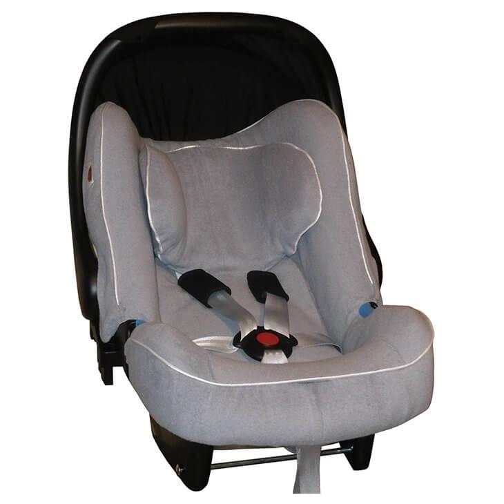 Lux Cover летний чехол для автокресла Britax Romer Baby Safe Plus/SHR II (Серый)