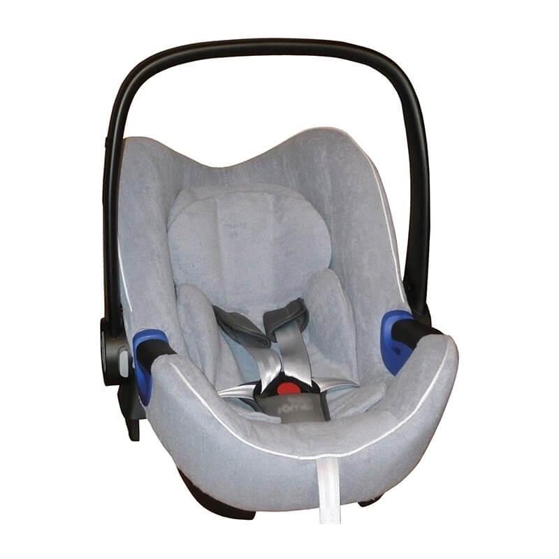 Lux Cover летний чехол для автокресла Britax Romer Baby Safe I-Size (Серый)
