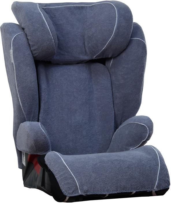 Lux Cover летний чехол для автокресла Diono Monterey 2 (Серый) автокресло diono monterey 2