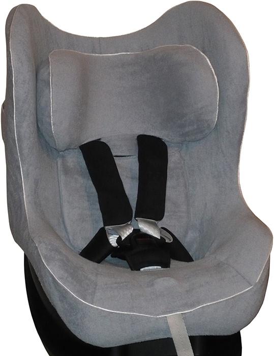 Lux Cover летний чехол для автокресел Cybex Sirona M/M 2 I-Size (Серый)