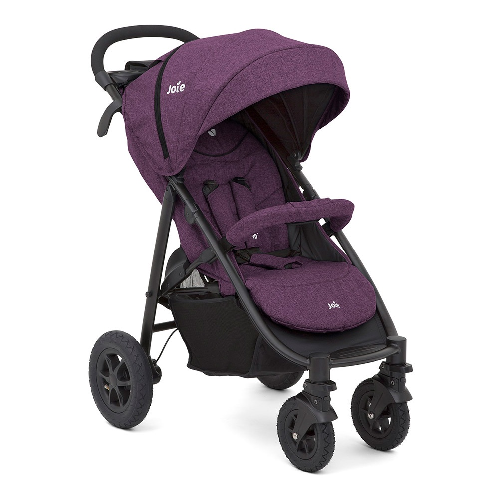 Прогулочная коляска Joie Litetrax 4 Air (Lilac)