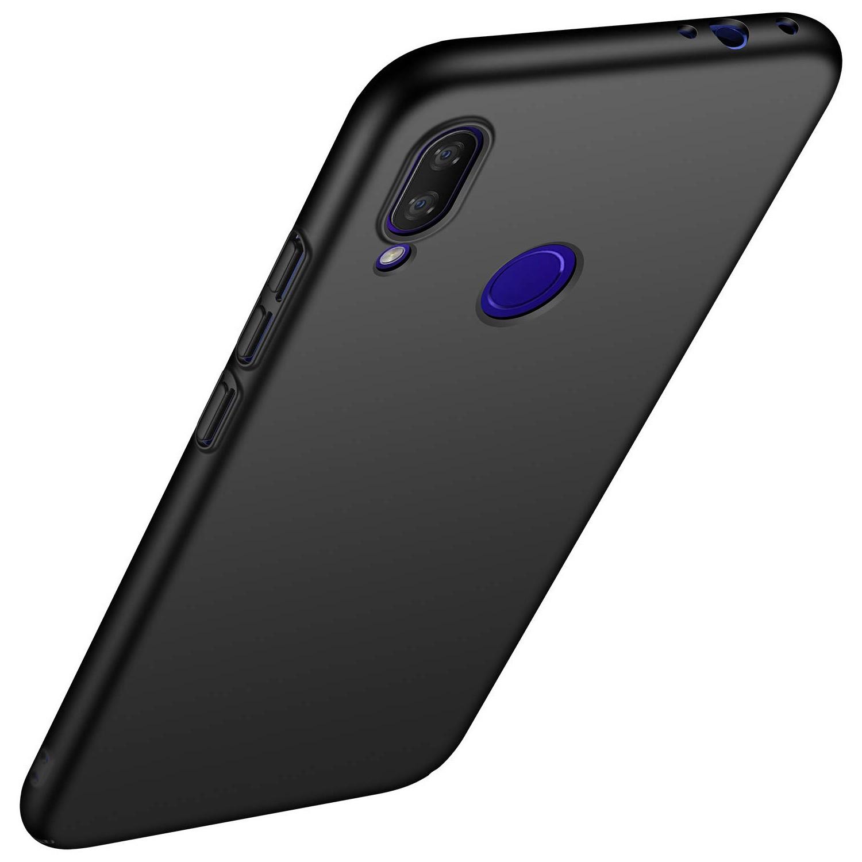 Силиконовый защитный бампер для Xiaomi Redmi Note7 / Note7pro Черный moshiqisuoni c3 сотовый телефон дела небольшой зеленый сердце s55t оболочки sonyc3 силиконовый защитный чехол