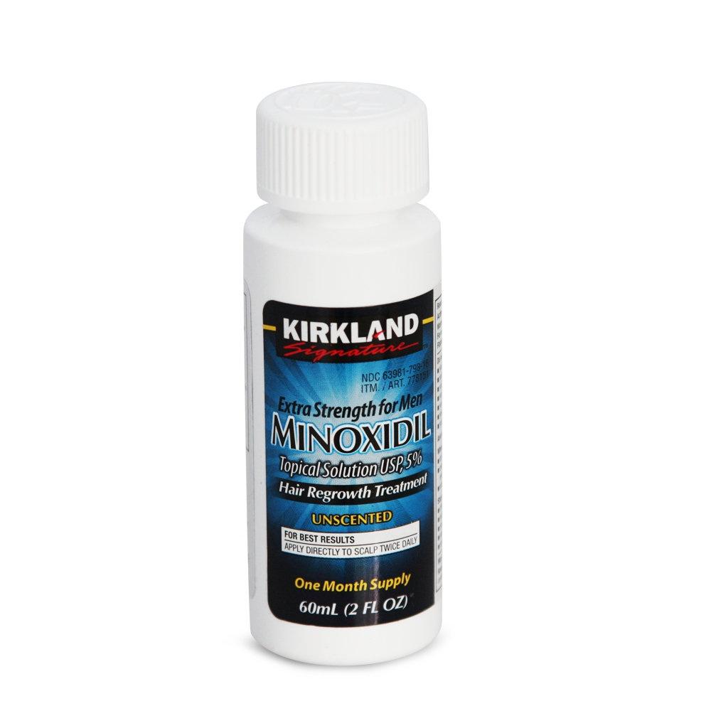 Миноксидил Kirkland 1 флакон 5% для роста волос миноксидил 15 процентов купить в аптеке