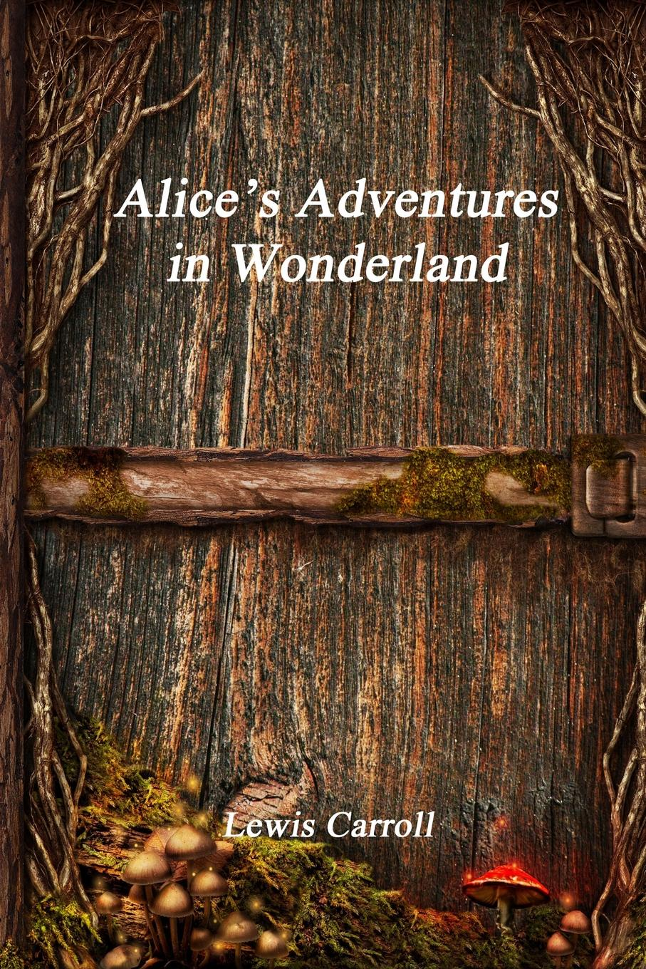 Lewis Carroll Alice's Adventures in Wonderland goldblade testify