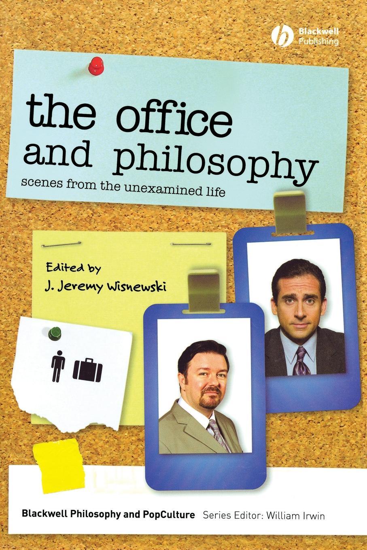 Wisnewski, Irwin Office and Philosophy william irwin final fantasy and philosophy the ultimate walkthrough