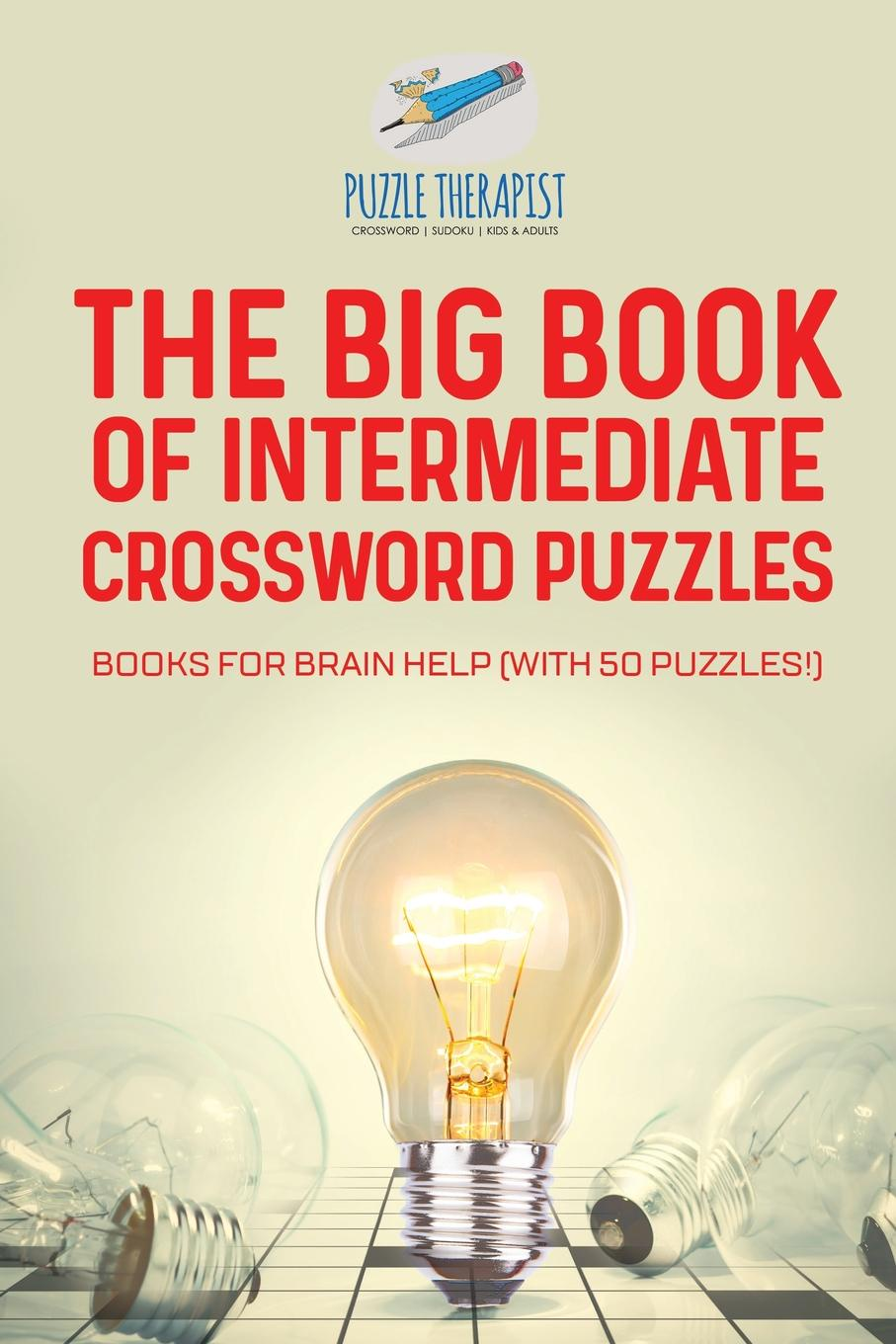 Puzzle Therapist The Big Book of Intermediate Crossword Puzzles . Books for Brain Help (with 50 puzzles!) the canterbury puzzles