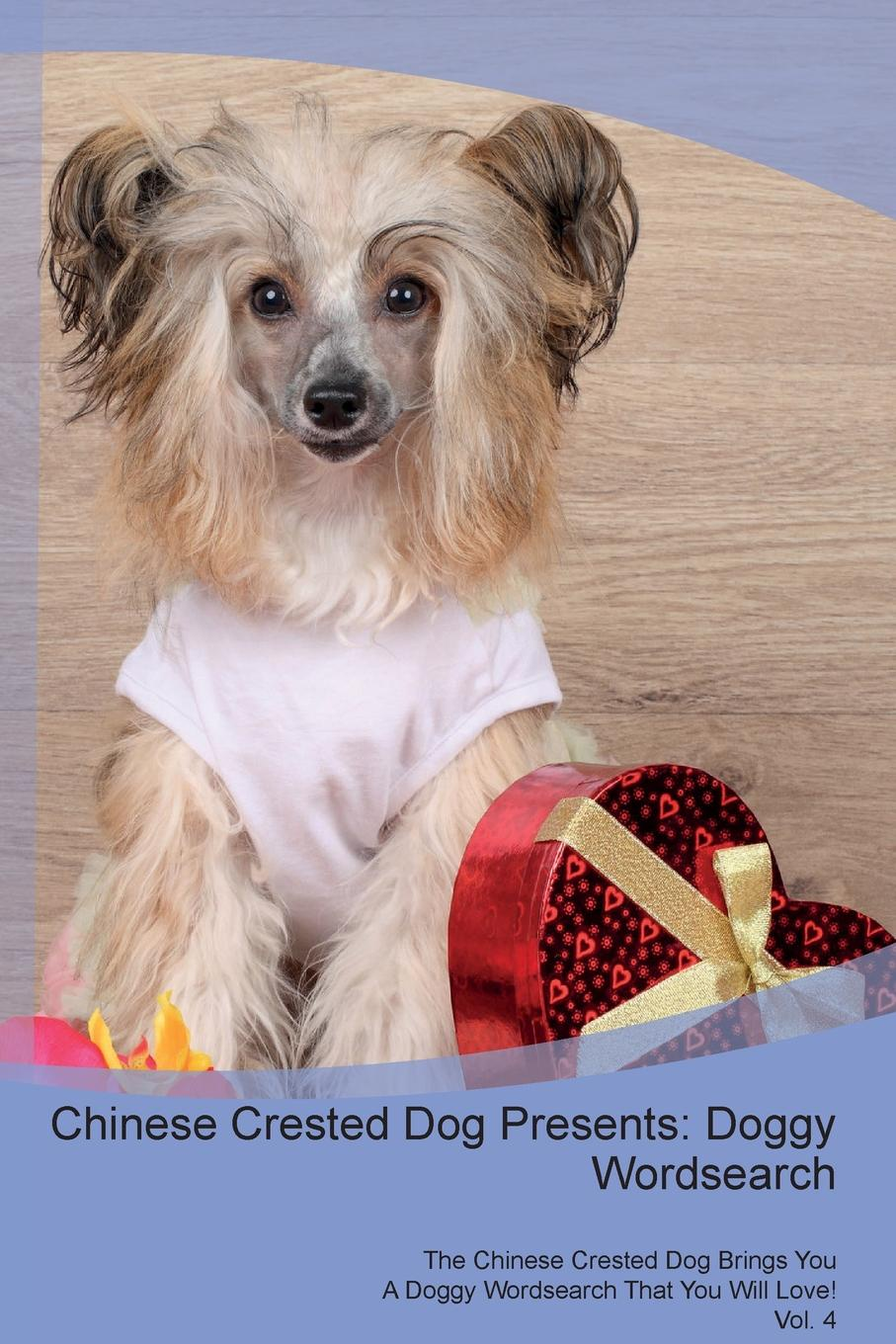 Doggy Puzzles Chinese Crested Dog Presents. Doggy Wordsearch The Chinese Crested Dog Brings You A Doggy Wordsearch That You Will Love! Vol. 4 скальп петуха veniard chinese cock cape