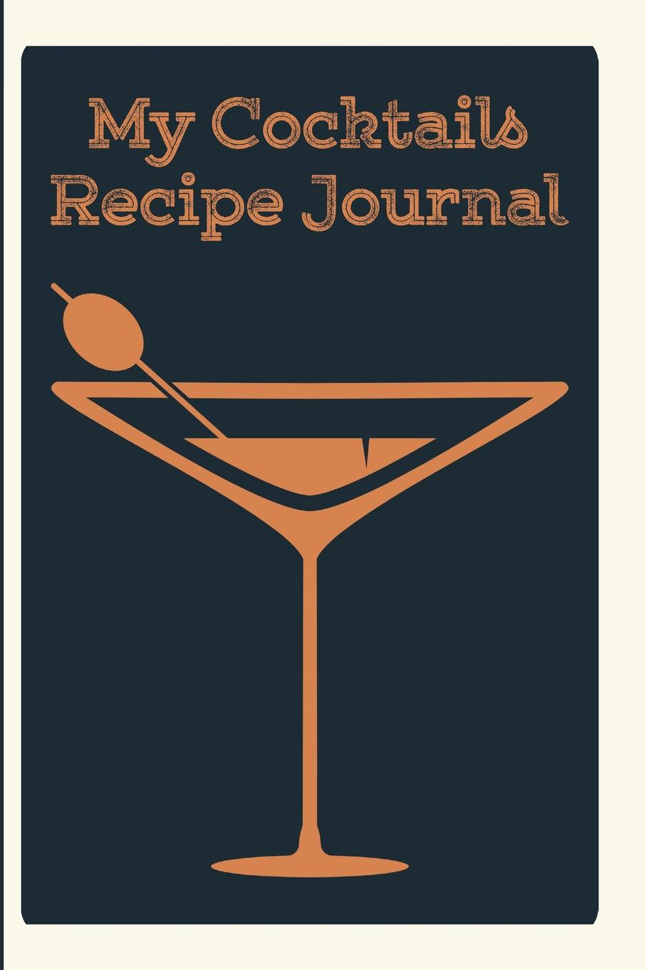 The Blokehead My Cocktails Recipe Journal the blokehead my dreambook