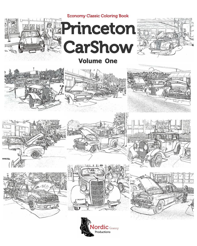 Christina Sather Princeton Car Show Economy Version show chrome standard ultragard classic half motorcycle cover cranberry