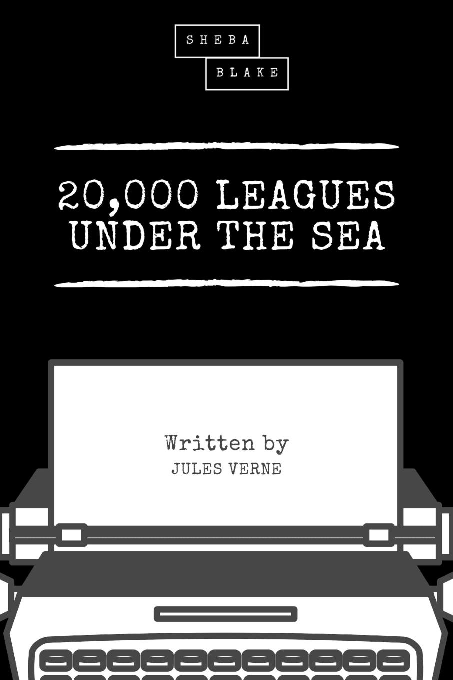 Jules Verne 20,000 Leagues Under the Sea verne j 20000 leagues under the sea theacher s book