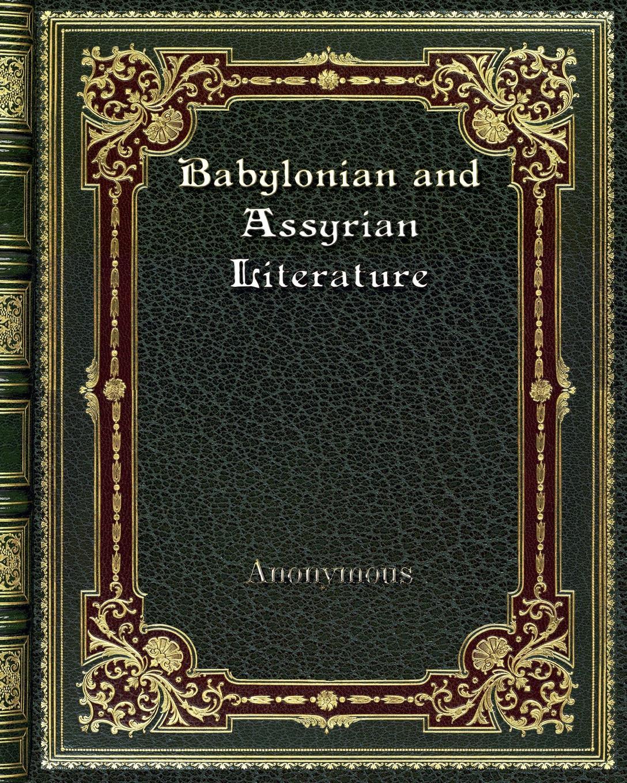M. l'abbé Trochon Babylonian and Assyrian Literature m l abbé trochon i profeti nebiim ezechiele i dodici italian edition