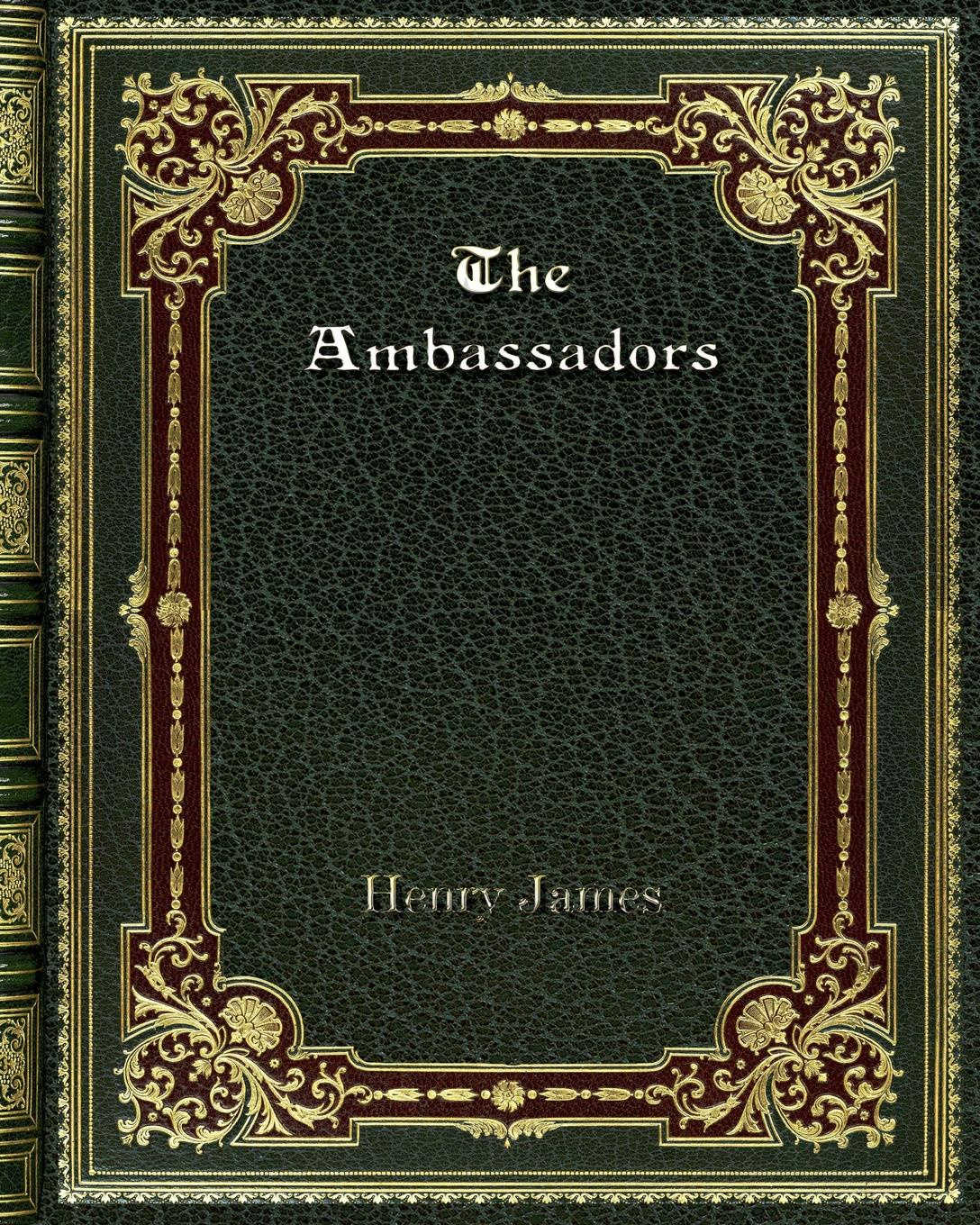 Henry James The Ambassadors henry james confidence