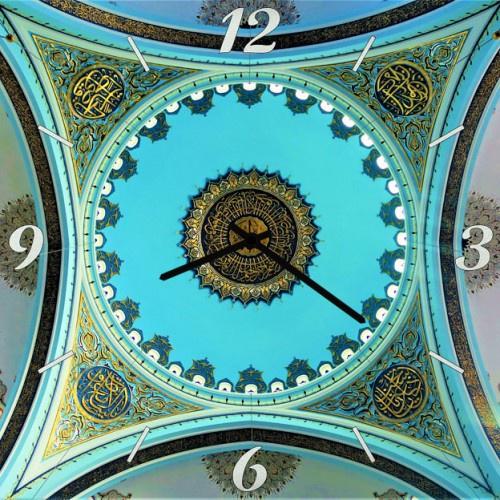 Настенные часы Kitch Clock 3002663 воздуходувка ryobi obl1820s 3002663