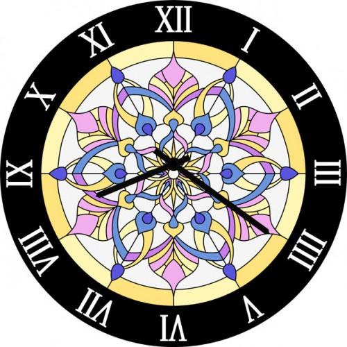 Настенные часы Kitch Clock 4002817