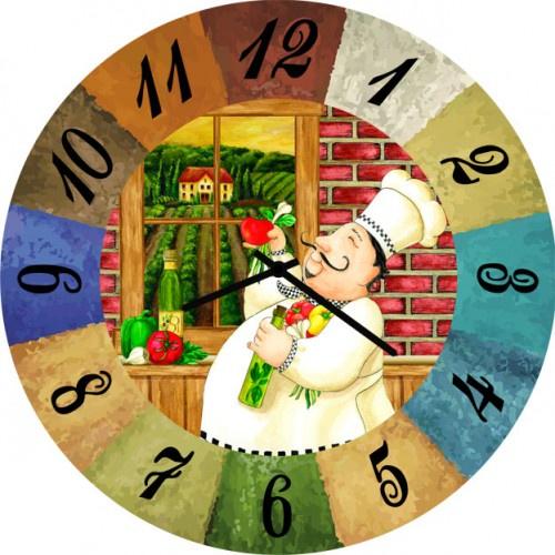 Настенные часы Kitch Clock 4502674
