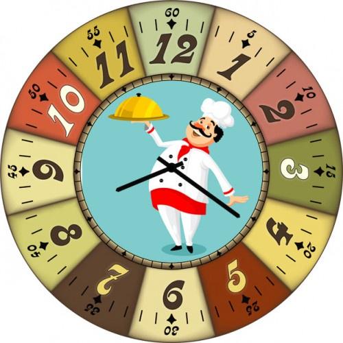 Настенные часы Kitch Clock 4502716