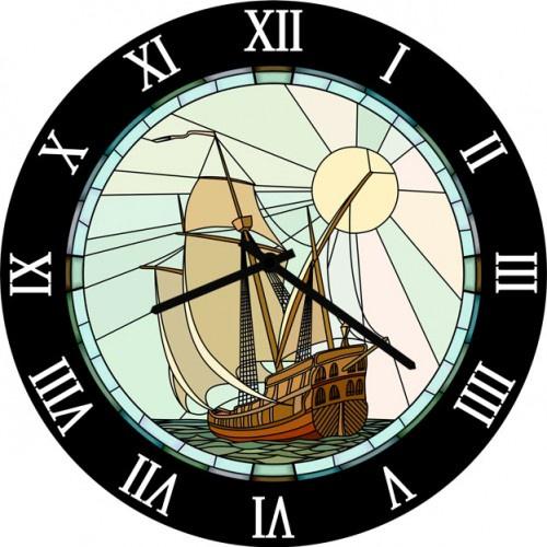 Настенные часы Kitch Clock 4502833