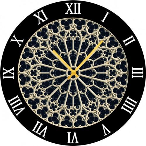 Настенные часы Kitch Clock 5502898