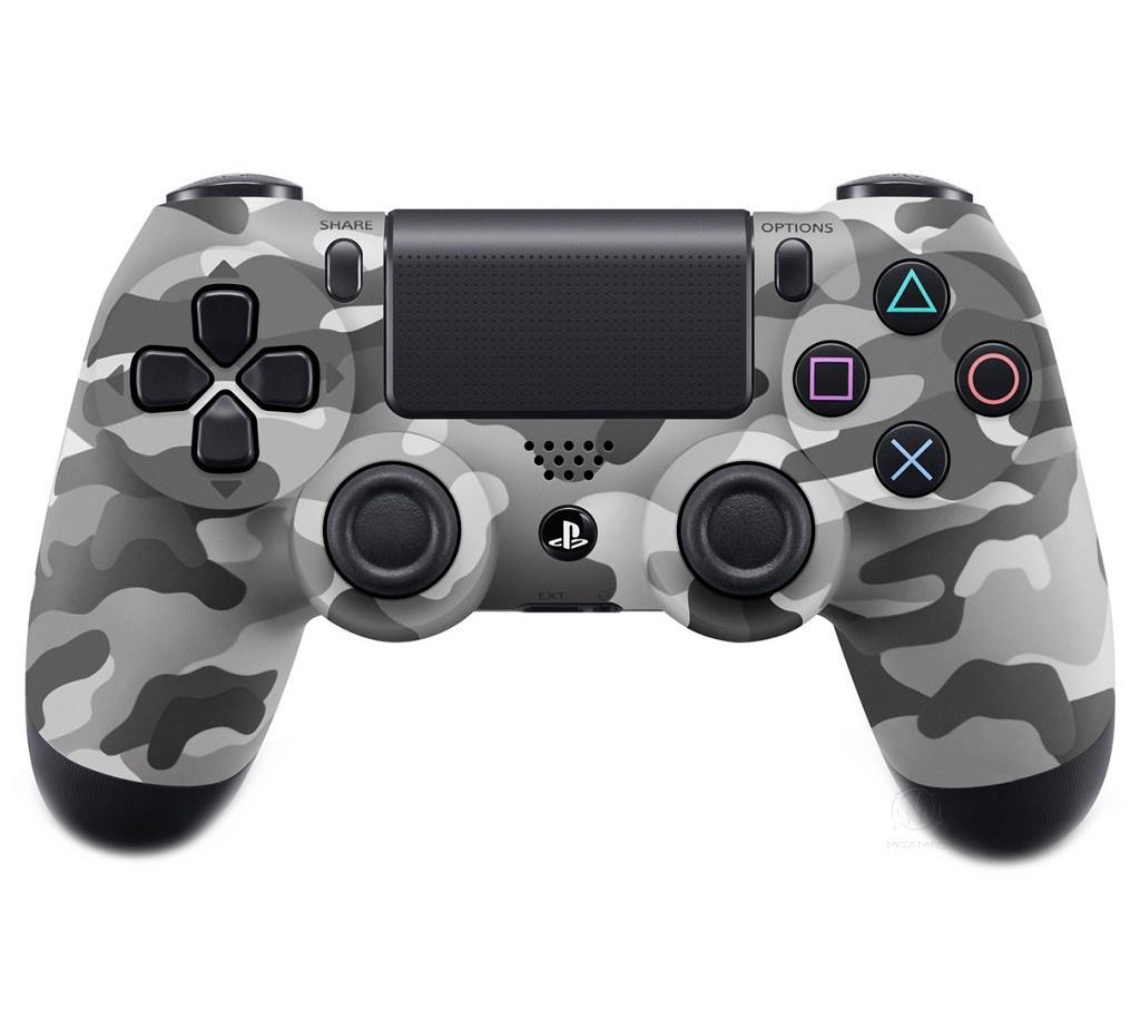 все цены на Геймпад Sony DualShock 4 Ver.2 (серый камуфляж) онлайн