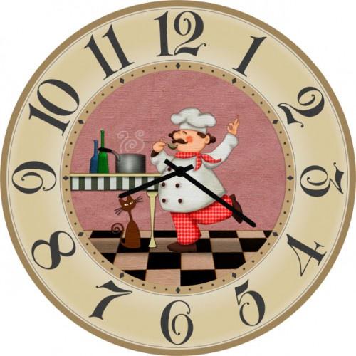 Настенные часы Kitch Clock 5502689