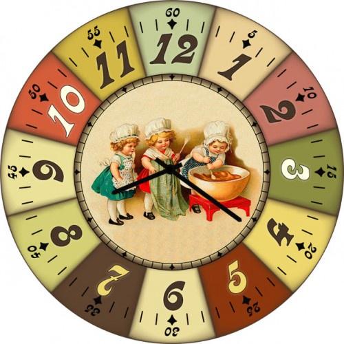Настенные часы Kitch Clock 5502704