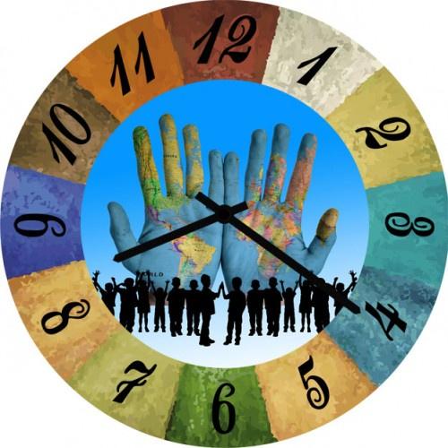 Настенные часы Kitch Clock 5502785