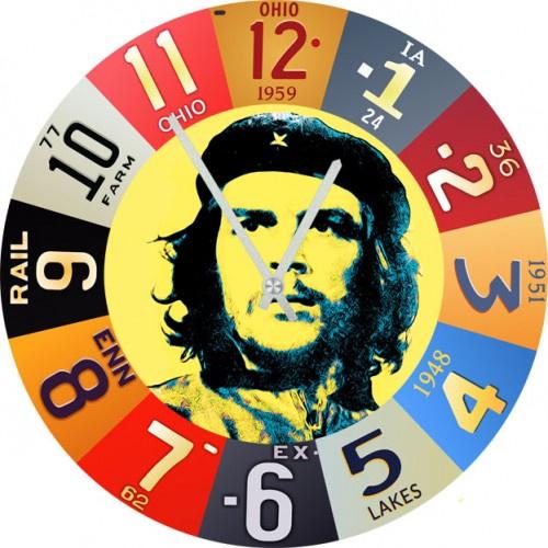 Настенные часы Kitch Clock 5502932