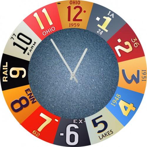 Настенные часы Kitch Clock 5502933