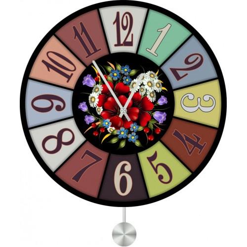 Настенные часы Kitch Clock 6012773
