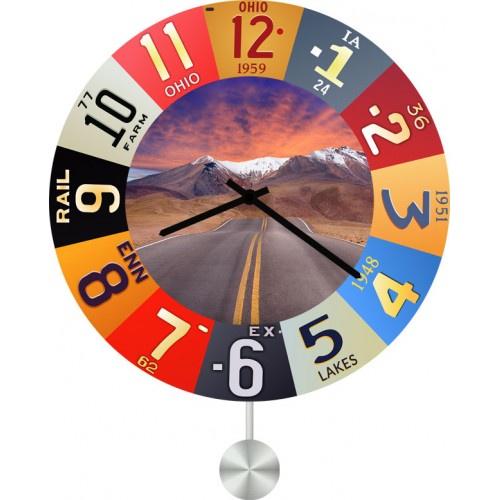 Настенные часы Kitch Clock 6012934