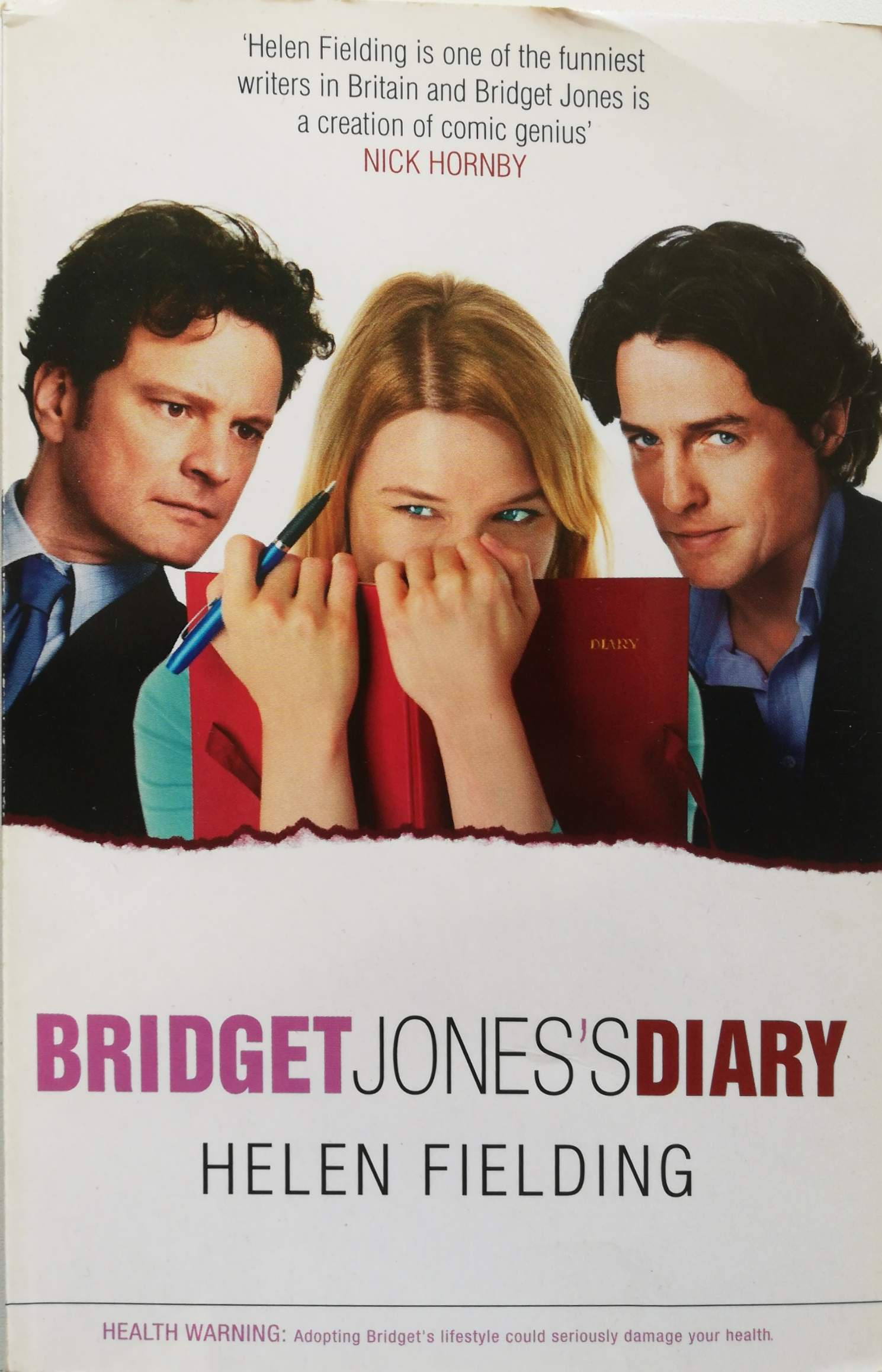 Helen Fielding Bridget Jones's Diary fielding h bridget jones diary
