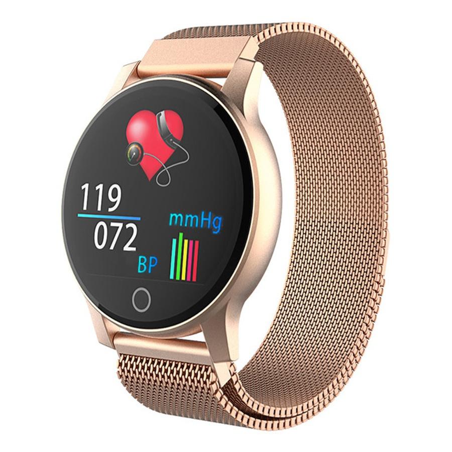 Смарт часы ZUP Smartband New Experience, Золото кабель zup кабель браслет zup 1272 салатовый