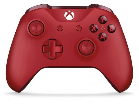 лучшая цена Геймпад Microsoft Xbox One Controller (красный)