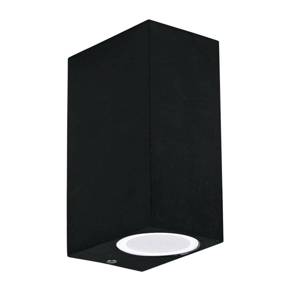 Уличный светильник Ideal Lux Up AP2 Nero, G9 люстра ideal lux opera nero opera sp6 nero