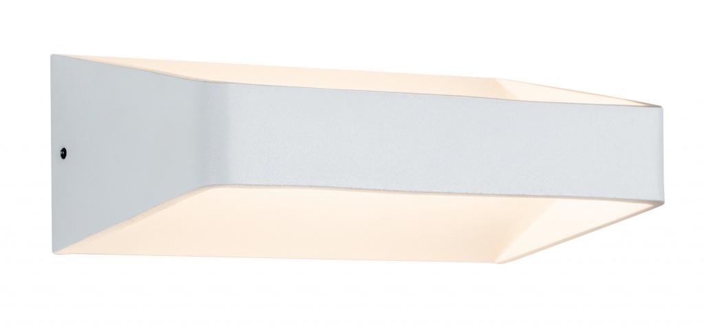 Настенный светильник WC Bar WL LED 1x8W Weib 230V Alu светильник donolux sa1541 sa1543 alu
