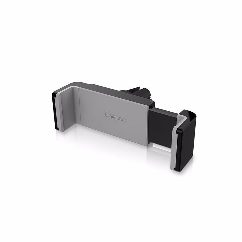 Автомобильный держатель Ugreen Air Vent Mount Phone Holder grey