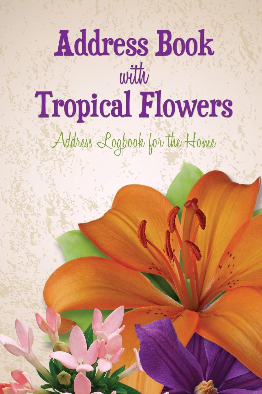 Speedy Publishing LLC Address Book with Tropical Flowers. Address Logbook for the Home direct manufacturer high quality this electric bass is very beautiful custom made and free ship this is the best choice for you