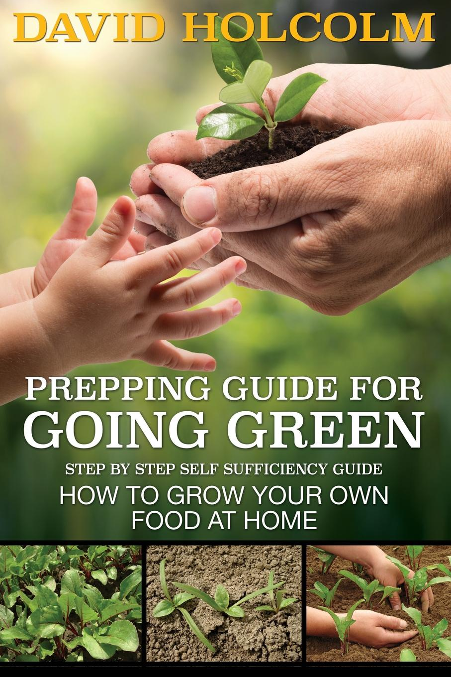 David Holcolm Prepping Guide for Going Green. Step by Step Self Sufficiency Guide evelyn underhill the complete christian mystic a practical step by step guide for awakening to the presence of god