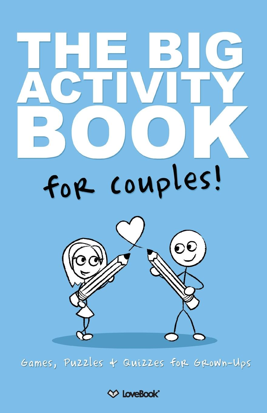 LoveBook The Big Activity Book For Couples al trumpa give and get