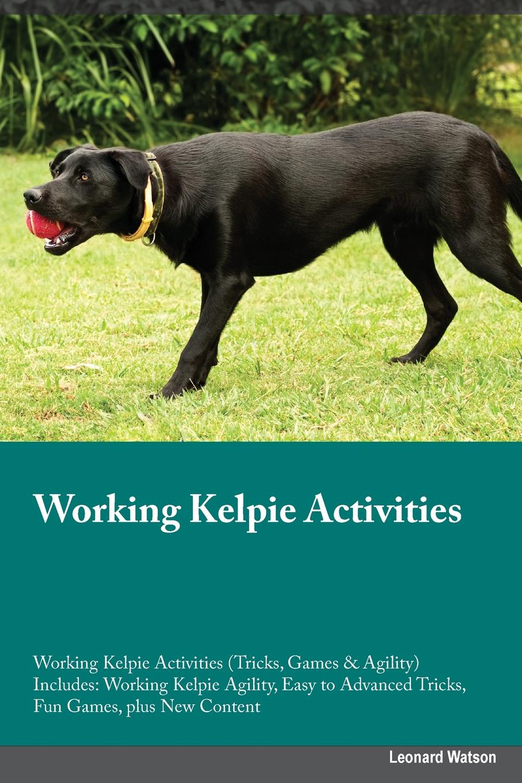 Leonard Allan Working Kelpie Training Guide Working Kelpie Training Guide (Tricks, Games & Agility) Includes. Working Kelpie Agility, Easy to Advanced Tricks, Fun Games, plus New Content fsp151 4f01 pk101v3740i good working tested