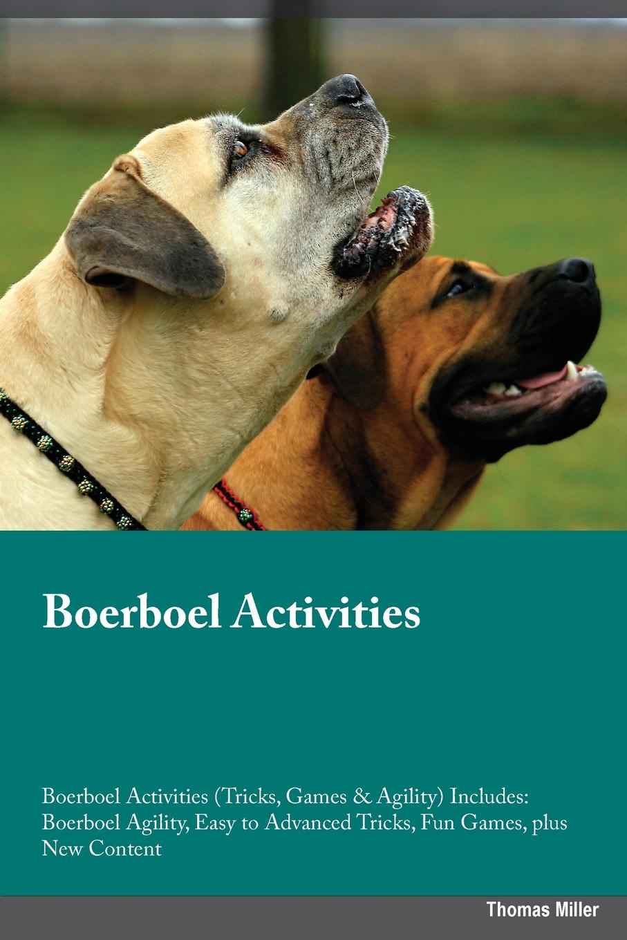 Фото - Eric Johnston Boerboel Activities Boerboel Activities (Tricks, Games & Agility) Includes. Boerboel Agility, Easy to Advanced Tricks, Fun Games, plus New Content harry holstone boerboel the boerboel dog owner s manual boerboel dog care personality grooming health costs and feeding all included
